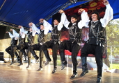 Hoy-Tur Folk Dance Group, Ankara, Turkey